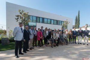 Reunión AFA en la sede de la Fundación La Arruzafa