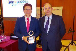 Premio Fundación Grupo Ineprodes a la Empresa Solidaria